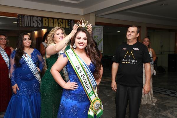 c0e0c41cc Candidata de Paranatinga é escolhida a mais bela Plus Size do país - Jornal  A Palavra Mato Grosso